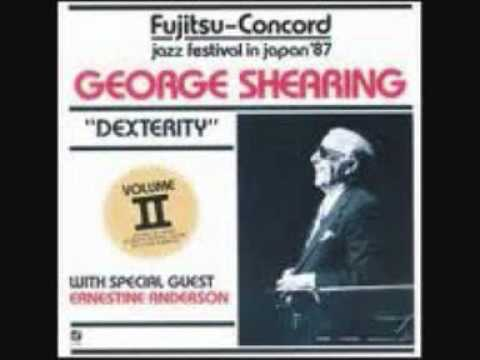 George Shearing - You Must Believe in Spring