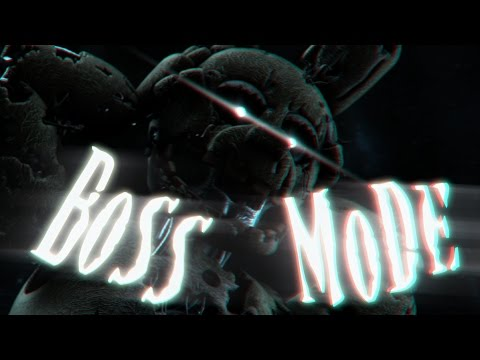 [FNaF SFM] Knife Party - Boss Mode COLLAB