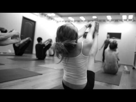 Led Class in Ashtanga Yoga Kiev Community 12/2014