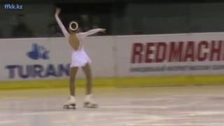 Открытый Чемпионат по Фигурному Катанию на коньках ВКО, 2017, Усть Каменогорск - Марина Майская