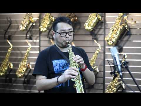LC S-601CL Soprano Saxophone