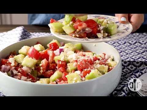 How to Make Good for You Greek Salad | Salad Recipes | Allrecipes.com