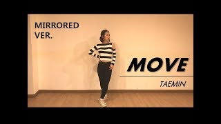 TAEMIN(태민) - MOVE │ DANCE COVER (MIRRORED) BY RING K