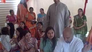 Ganesh puja mandap muhoort for Parinda