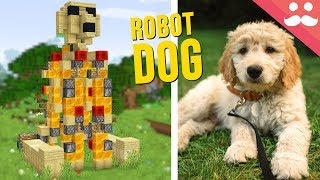 Improving PewDiePie's Robot Dog
