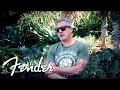 Capture de la vidéo Brett Gurewitz Went For Punk Hook, Line And Sinker | Fender