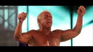 WWE R.Flair Tribute Music  Fuel - Leave The Memories Alone