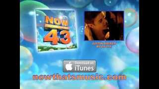 NOW 43 feat. Carly Rae Jepsen, Katy Perry, Usher & more!