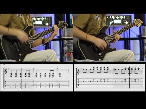 Paramore - Monster (Dual Guitar Cover) TAB