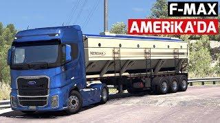 F-MAX AMERİKA YOLLARINDA !!