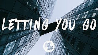 INZO - Letting You Go (Lyrics Lyric Video) feat. LaMeduza