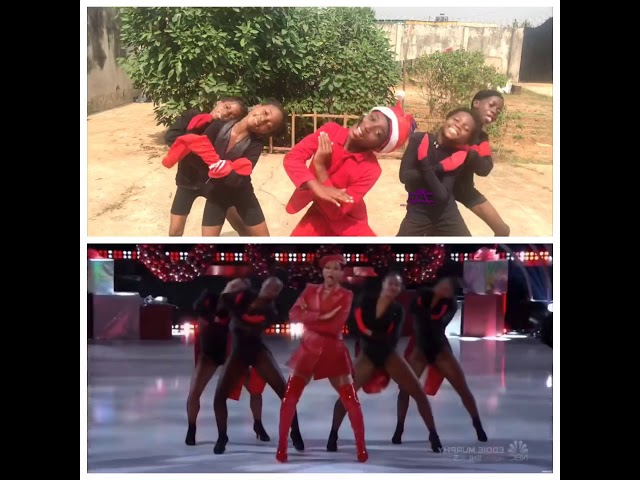 Christmas in Nigeria VS. Christmas in America - By Dream Catchers Academy