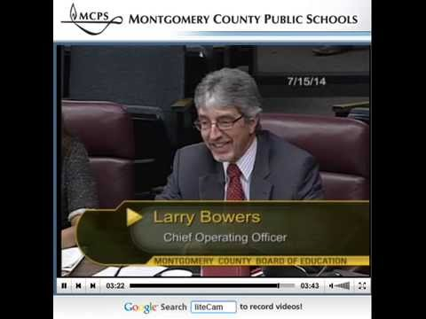 July 15, 2014 Board of Education - Rock Terrace School Investigation