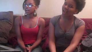 AsholeyNicole & Kiea Dixon - Halo Cover (Beyonce)
