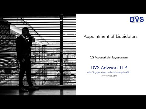 Who is a liquidator under Companies Act, 2013?