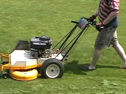 Cub Cadet 33in Zero Turn Walk Behind Mower With 9hp Briggs