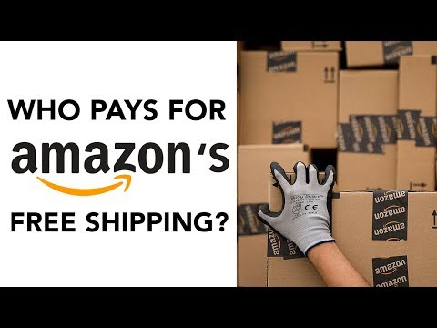 Who Pays The Price For Amazon's Free Shipping?