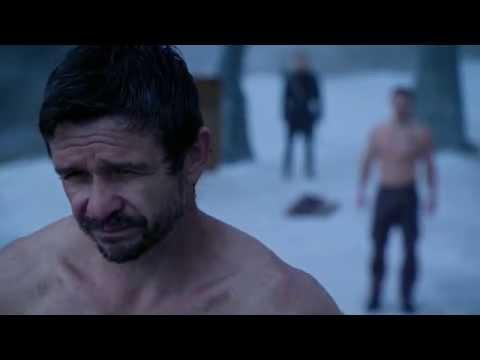 "Arrow vs Ra's Al Ghul FULL FIGHT from Season 03 E09 ""The Climb"" Fall Season Finale"
