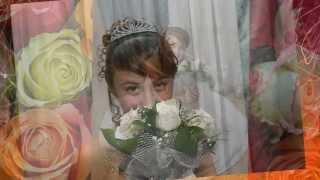 свадебный слайдшоу с музыкой из фотографий
