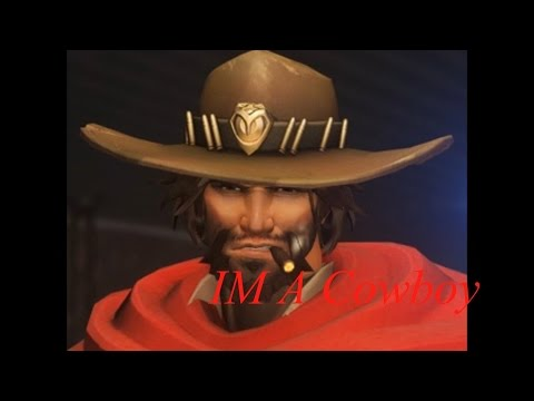 Overwatch Its HIgh Noon Mccree