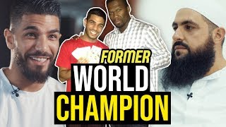 HE WAS THE CHAMPION OF THE WORLD  | MOHAMED HOBLOS, BILLY DIB