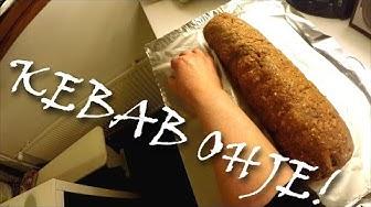 Kebab Ohje