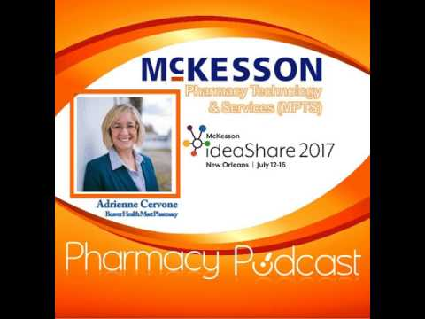 Adrienne Cervone - Pharmacist to Pharmacy Owner - MPTS RBC 2017 - Pharmacy Podcast Episode 452