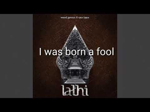 lagu lathi lengkap lirik youtube