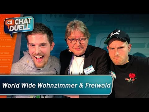 Chat Duell #59 | World Wide Wohzimmer & Walter Freiwald gegen Team Bohnen