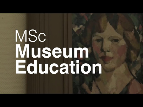 MSc Museum Education Programme: Face-to-face and Online programmes