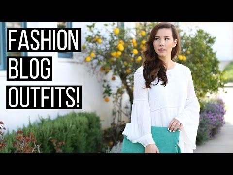 OOTW: Fashion Blog Outfits! | hayleypaige