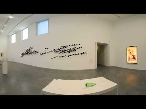 360 video of Gavin Turk at Newport Street Gallery
