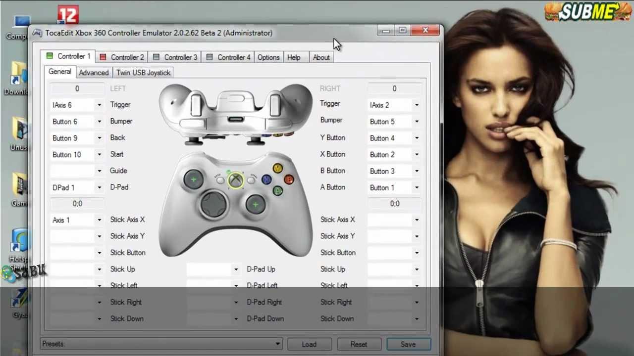 Gamepad/Controller Solution | x360 Emulator - HD