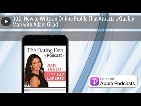 sample online dating profile for females