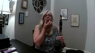 Whistle Embouchure