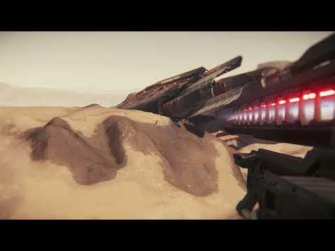 Star Citizen Alpha 3.0 PTU   Finding the Javelin wreck