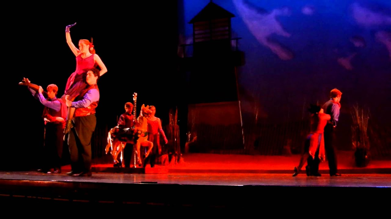 Grand Dancing Musical Carroussel/©