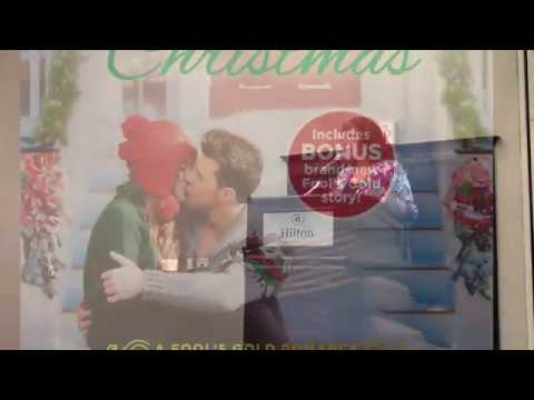 Marry Me at Christmas on the Hallmark Channel - YouTube