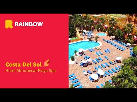 Hotel Almunecar Playa Spa - Costa Del Sol, Grenada, Hiszpania - Film HD