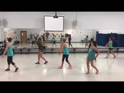 Practice Video with Music (Plano West 2017)