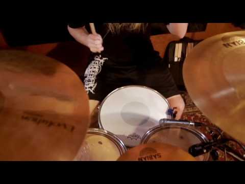 Old Mans Child   Felonies of the Christian Art   Drum Cover by Gabe Seeber