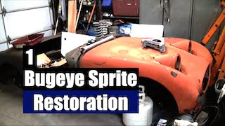 Bugeye Sprite Restoration part 1
