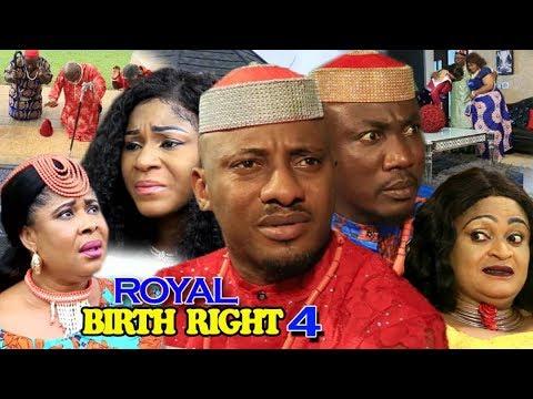 ROYAL BIRTH RIGHT SEASON 4 - (New Movie) 2018 Latest Nigerian Nollywood Movie Full HD | 1080p thumbnail