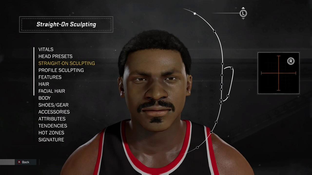 How to Make Calvin Murphy 79 for NBA 2K17