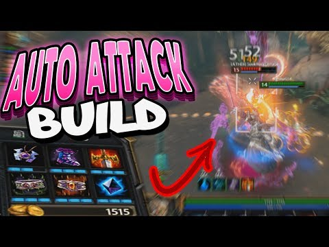 Smite: Auto Attack Ao Kuang Build - THIS MUCH DAMAGE SHOULD BE ILLEGAL!