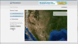 Use Yahoo Maps: Map Suite MVC Edition Sample App Walkthrough