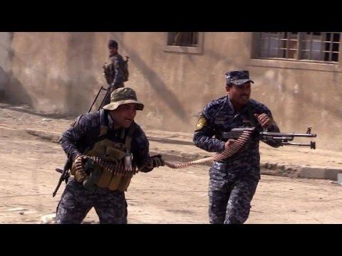 Horror inside Mosul