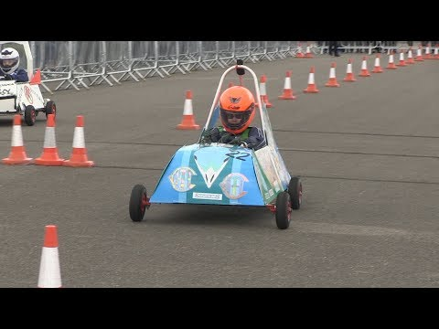 These Norfolk youngsters have built and raced their own electric cars