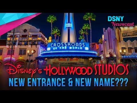 Entrance Changes Begin at Disney's Hollywood Studios in Walt Disney World - Disney News - 6/6/17