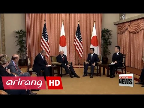 Thumbnail: Pence highlights close cooperation with Seoul, Tokyo, Beijing to tackle N. Korean nuclear issue